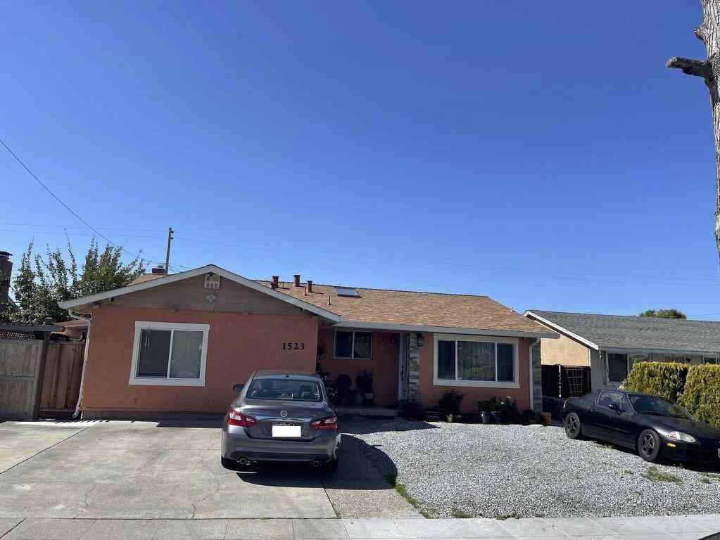 1523 Berona Way, San Jose, CA, 95122,