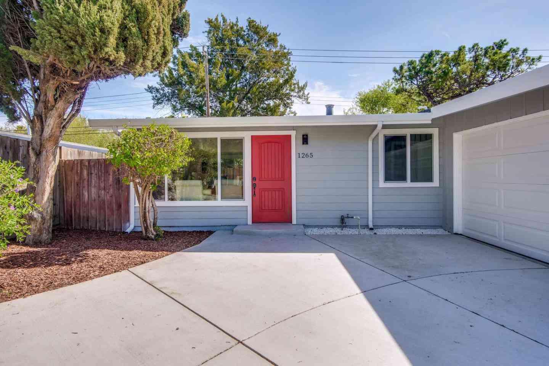 1265 Manzano Way, Sunnyvale, CA, 94089,