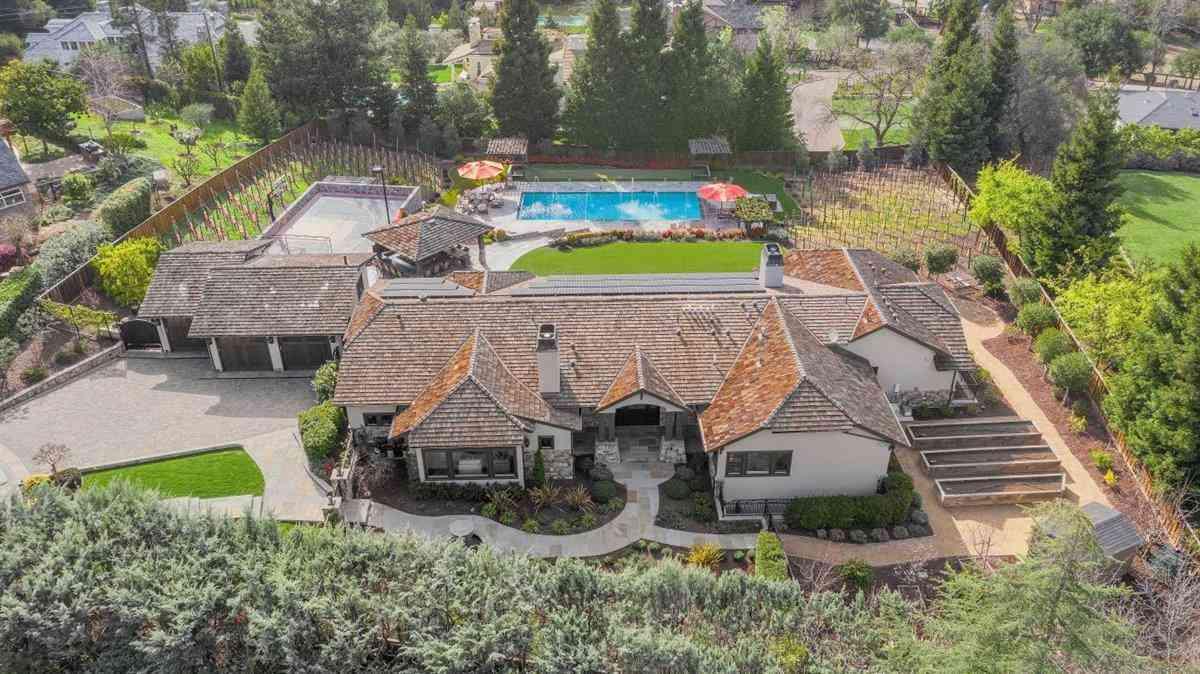 18601 Rancho Las Cimas Way, Saratoga, CA, 95070,