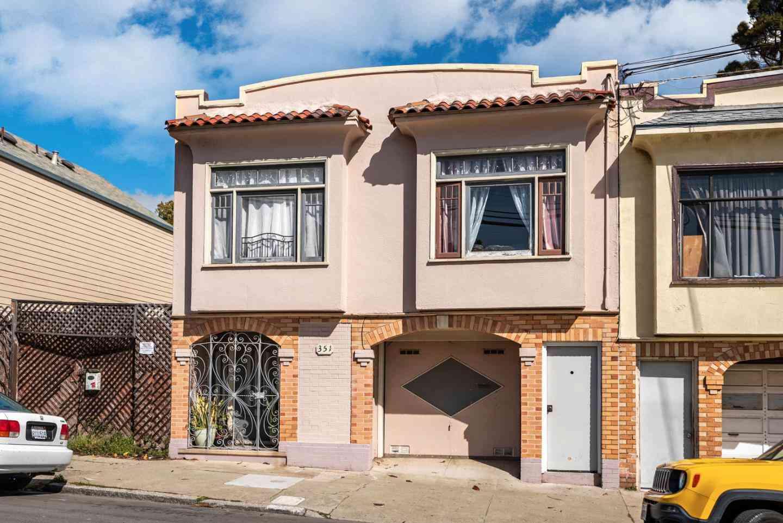 351 Crescent Avenue, San Francisco, CA, 94110,