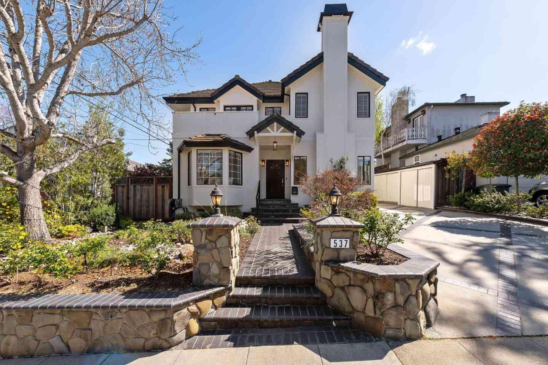 537 Hobart Avenue, San Mateo, CA, 94402,