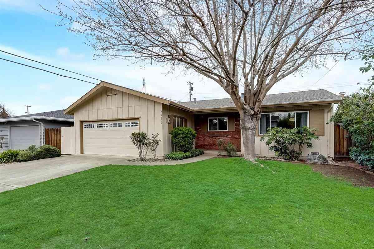 1452 Maria Way, San Jose, CA, 95117,
