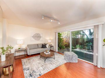 Sunny Living Room, 3150 Middlefield Road, Palo Alto, CA, 94306,