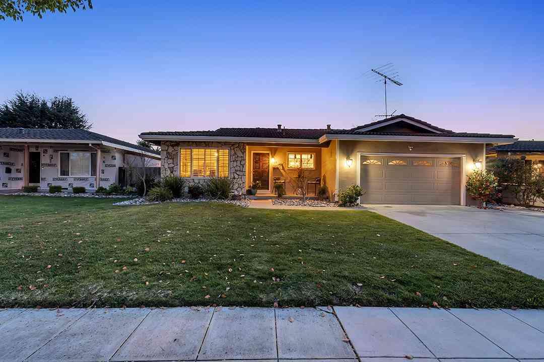 1549 Creek Drive, San Jose, CA, 95125,