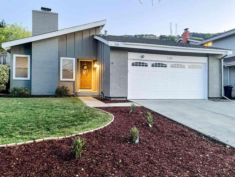 456 Curie Drive, San Jose, CA, 95123,