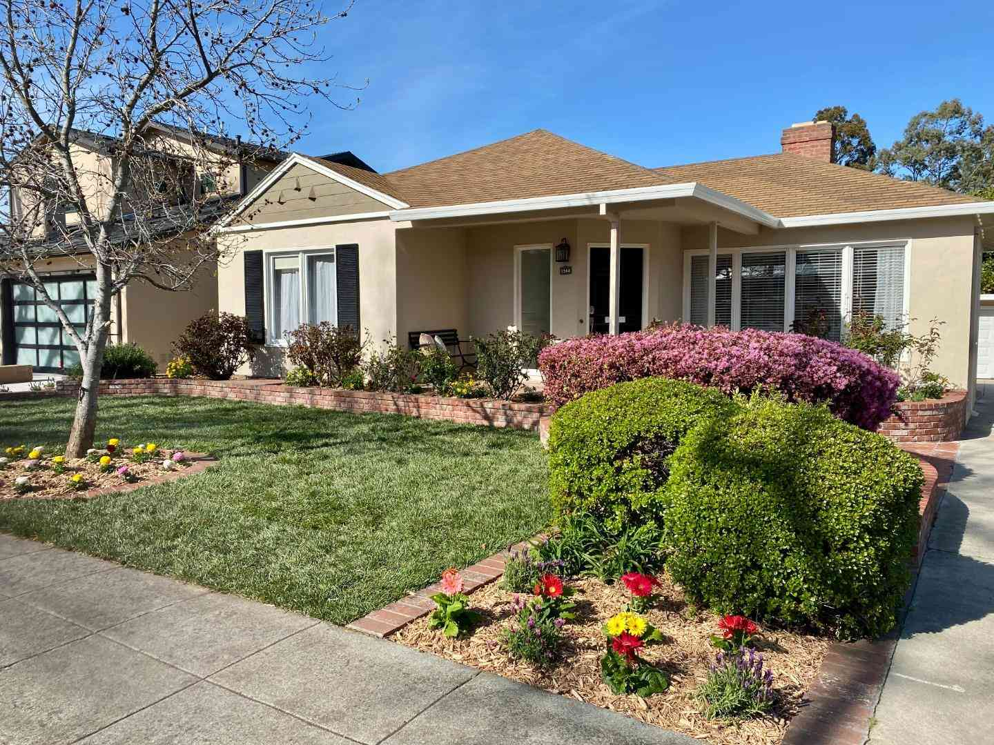 1544 Balboa Avenue, Burlingame, CA, 94010,