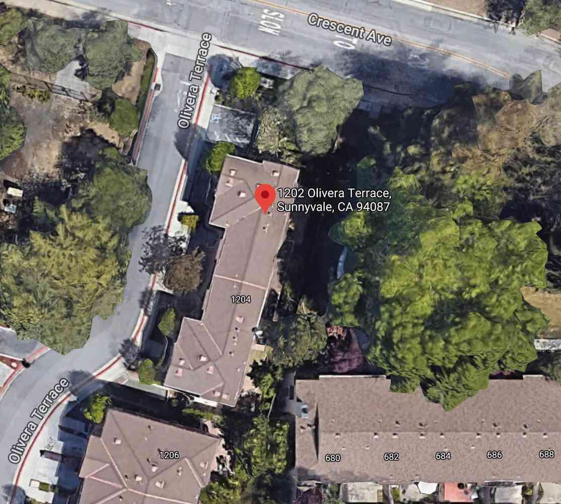 1202 Olivera Terrace, Sunnyvale, CA, 94087,