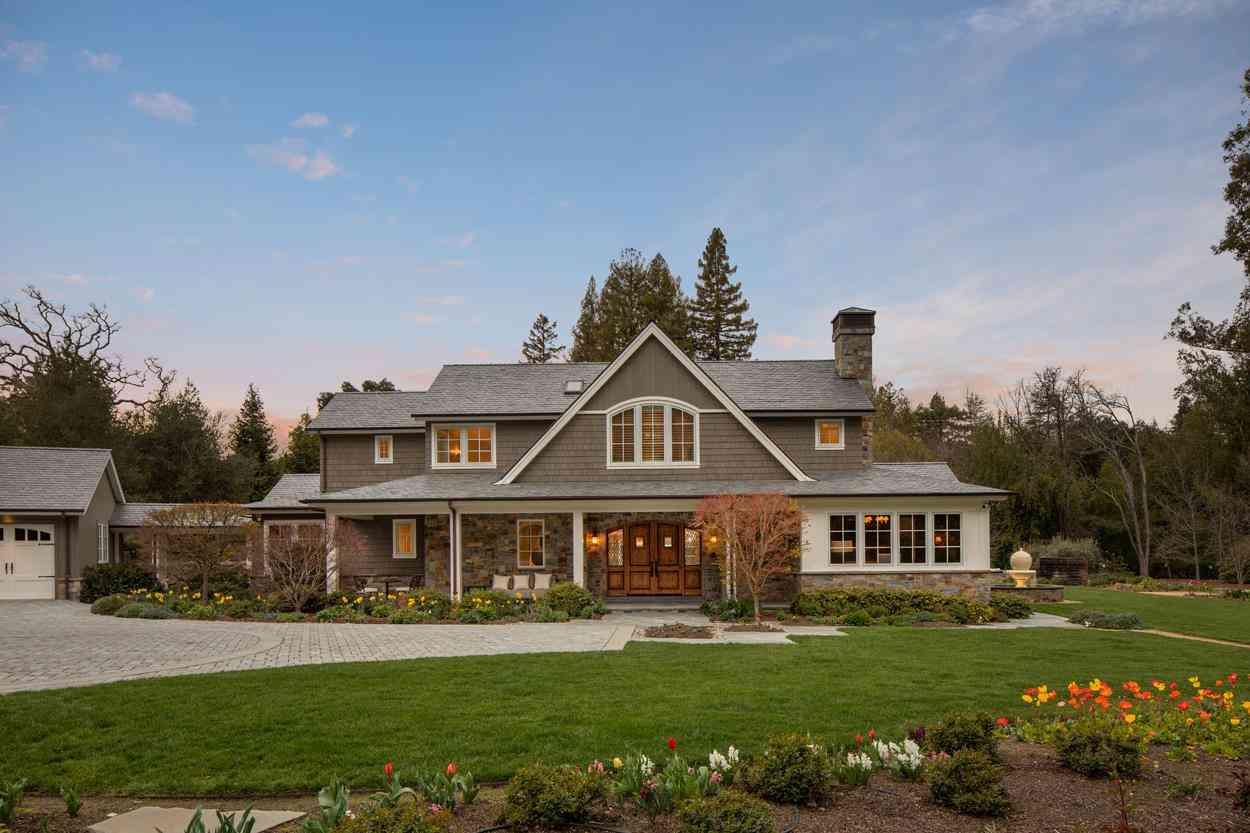 240 Mountain Home Road, Woodside, CA, 94062,