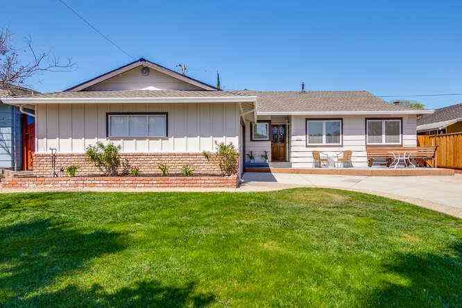 1541 Brenner Way, San Jose, CA, 95118,