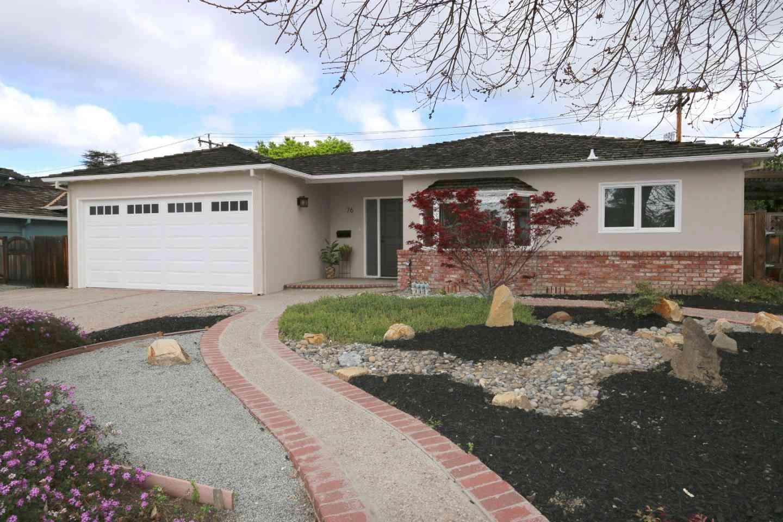 76 Paul Avenue, Mountain View, CA, 94041,