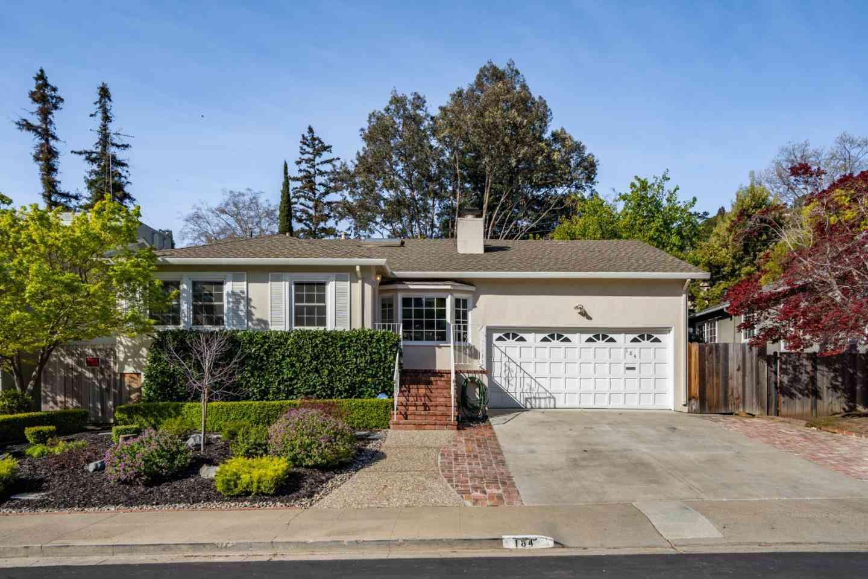 184 Cedar Street, San Carlos, CA, 94070,