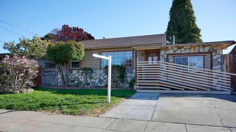 842 Acacia Avenue, Sunnyvale, CA, 94086,