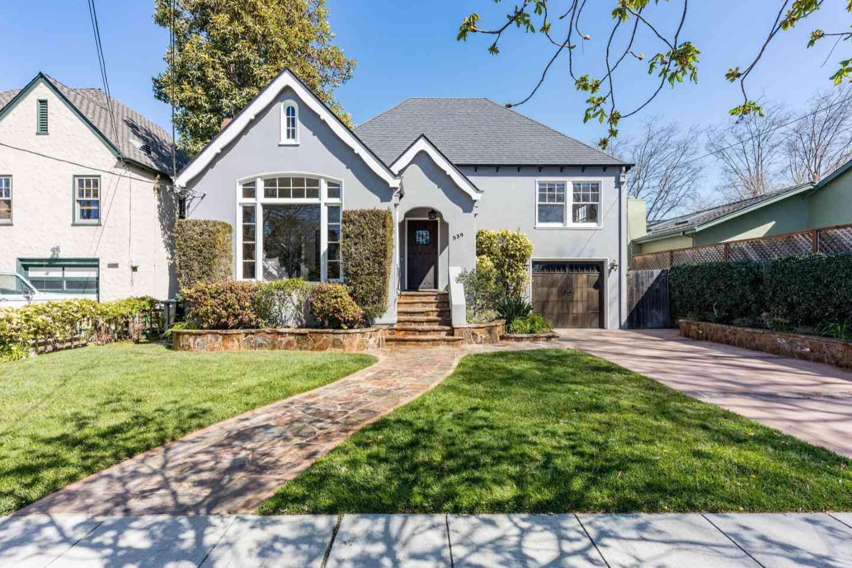 539 Francisco Drive, Burlingame, CA, 94010,