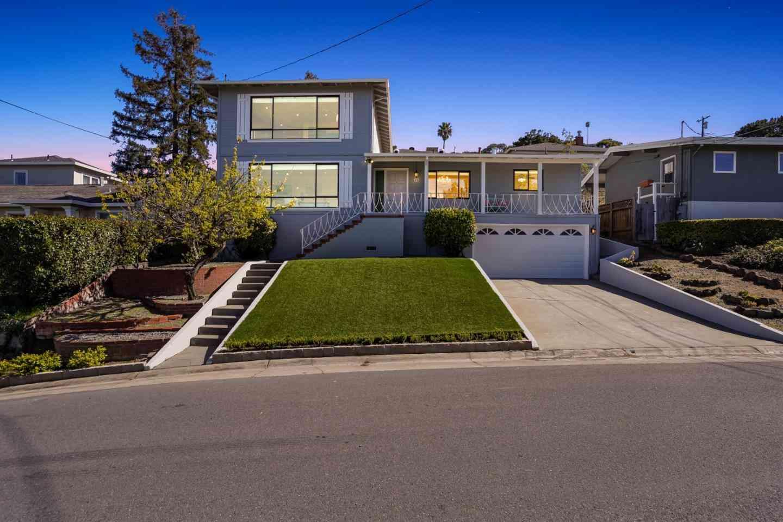 261 West 40th Avenue, San Mateo, CA, 94403,