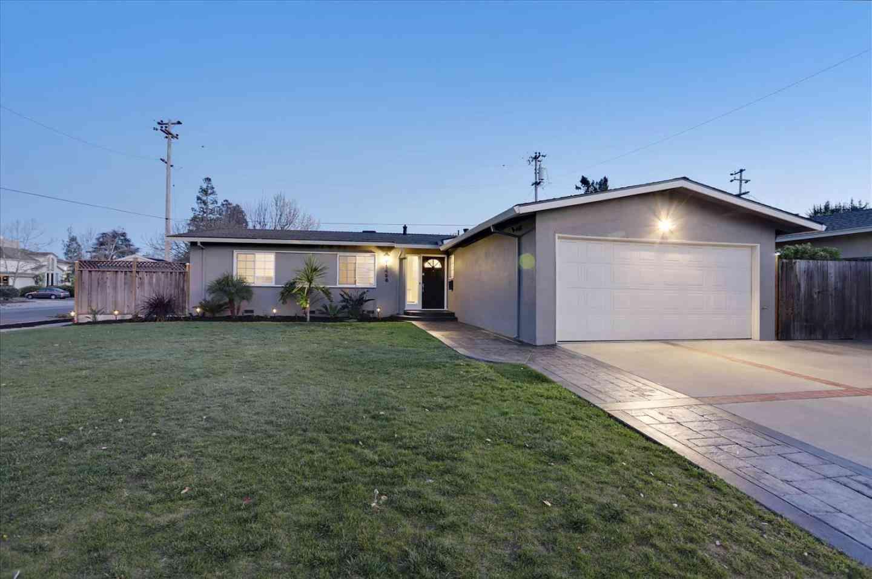 1458 Hugo Lane, San Jose, CA, 95118,
