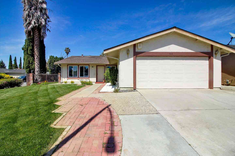 403 Gwinn Court, San Jose, CA, 95111,