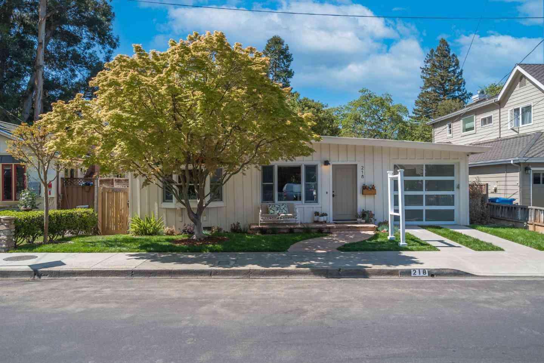 218 Johnson Avenue, Los Gatos, CA, 95030,
