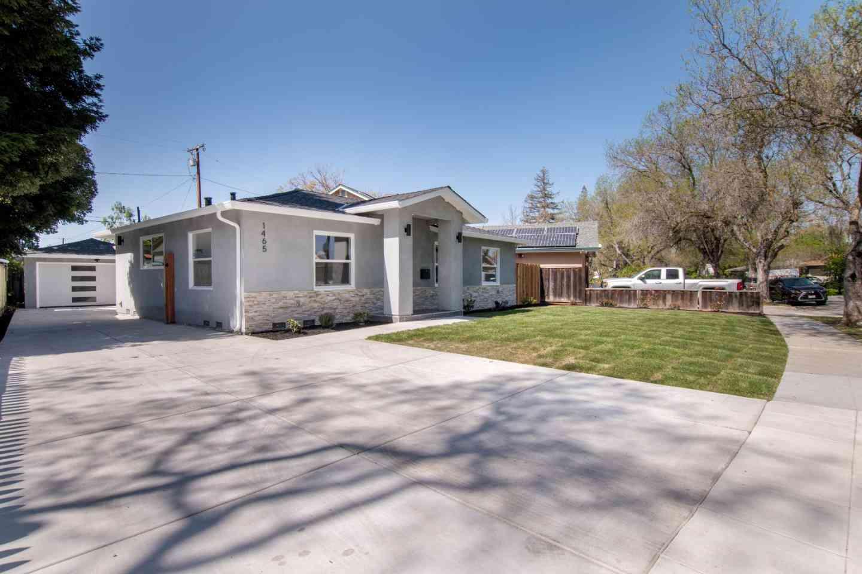 1465 Walnut Grove Avenue, San Jose, CA, 95126,