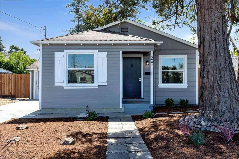 522 Bay Road, Redwood City, CA, 94063,