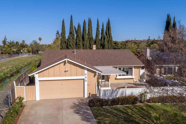 655 Albion Drive, San Jose, CA, 95136,