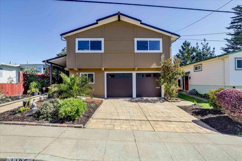 1185 Manzanita Drive, Pacifica, CA, 94044,