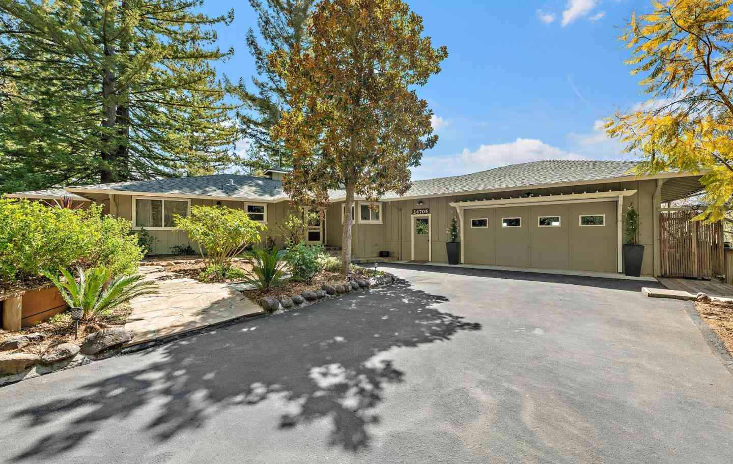 24705 Spanish Oaks Road, Los Gatos, CA, 95033,