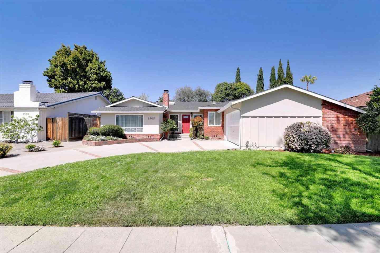 1505 Shaw Drive, San Jose, CA, 95118,