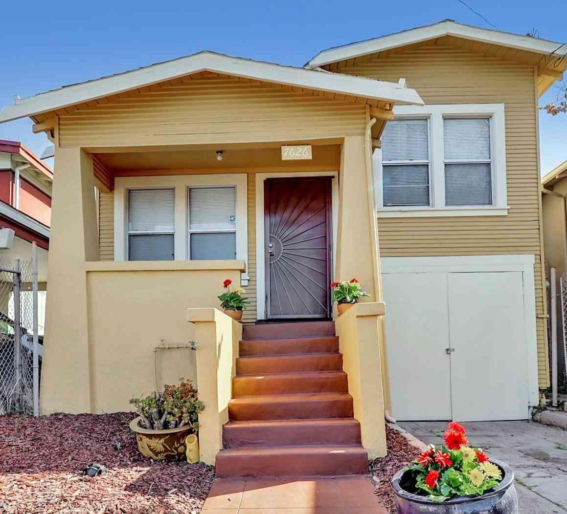 7626 Hillside Street, Oakland, CA, 94605,