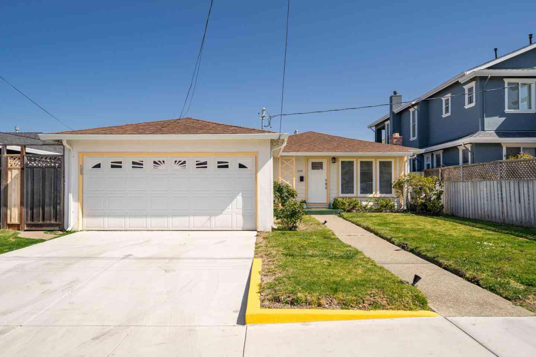 1019 Anza Drive, Pacifica, CA, 94044,
