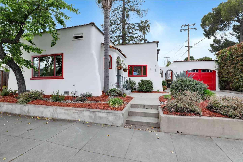 721 East William Street, San Jose, CA, 95112,