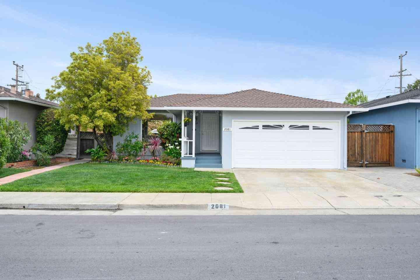 2081 Texas Way, San Mateo, CA, 94403,