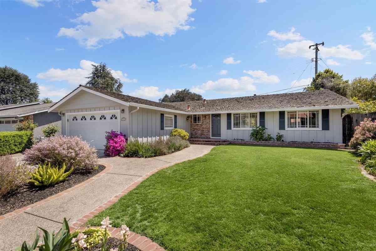 1626 Glenfield Drive, San Jose, CA, 95125,