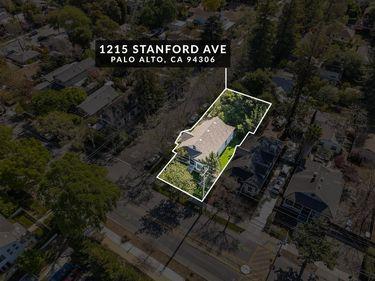 1215 Stanford Avenue, Palo Alto, CA, 94306,