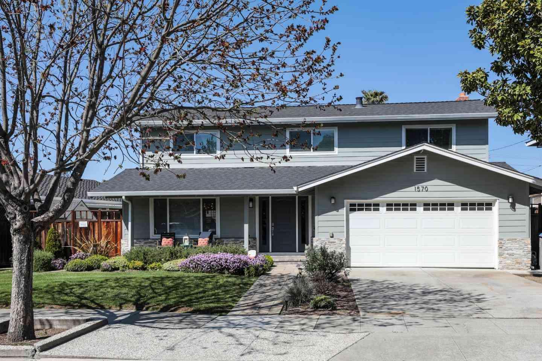 1570 Carmel Drive, San Jose, CA, 95125,