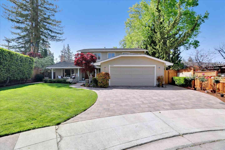 3568 Cambridge Lane, Mountain View, CA, 94040,