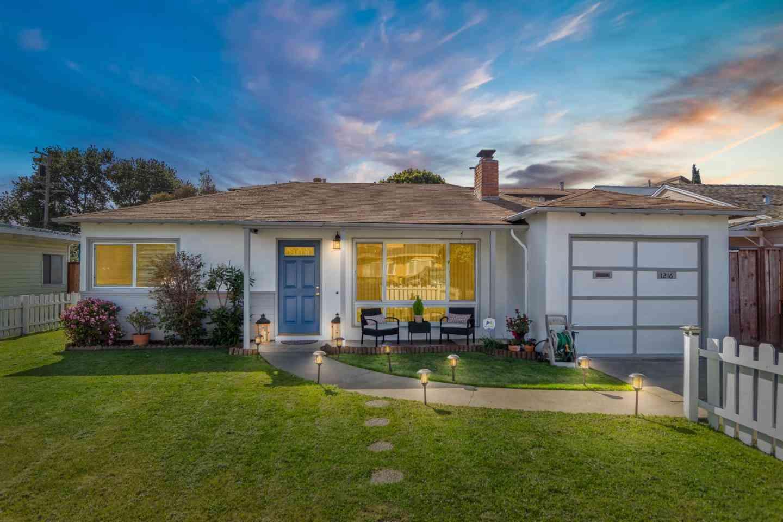 1216 Dakota Avenue, San Mateo, CA, 94401,
