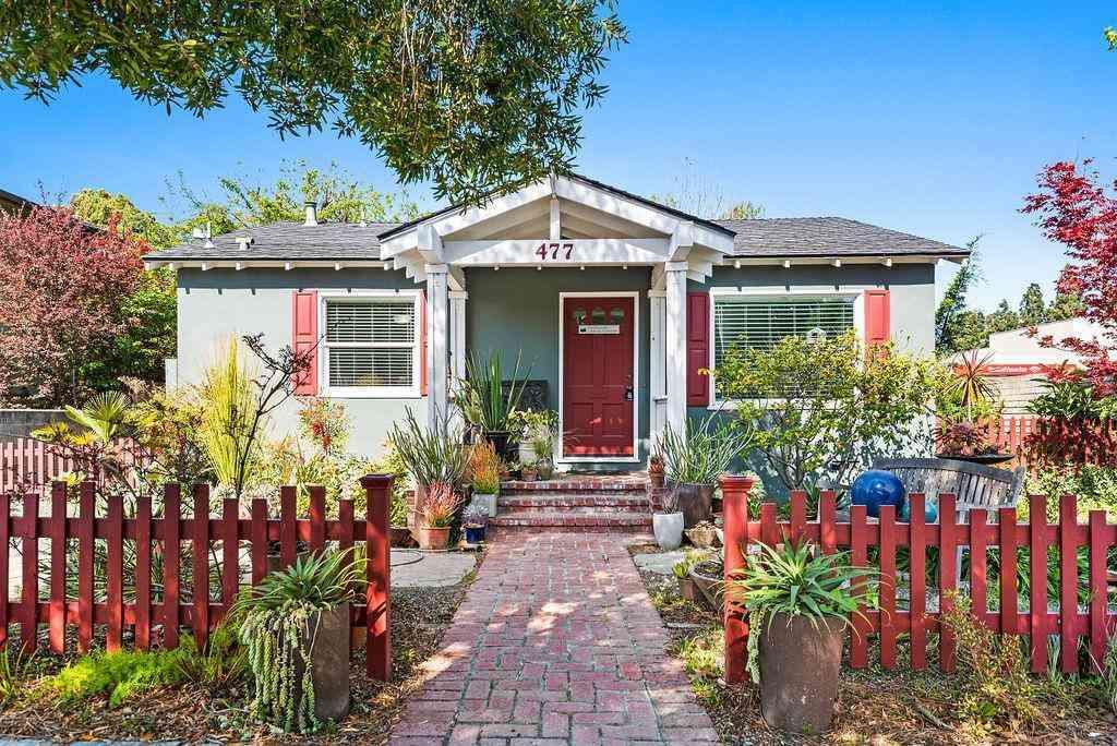 477 South Taaffe Street, Sunnyvale, CA, 94086,