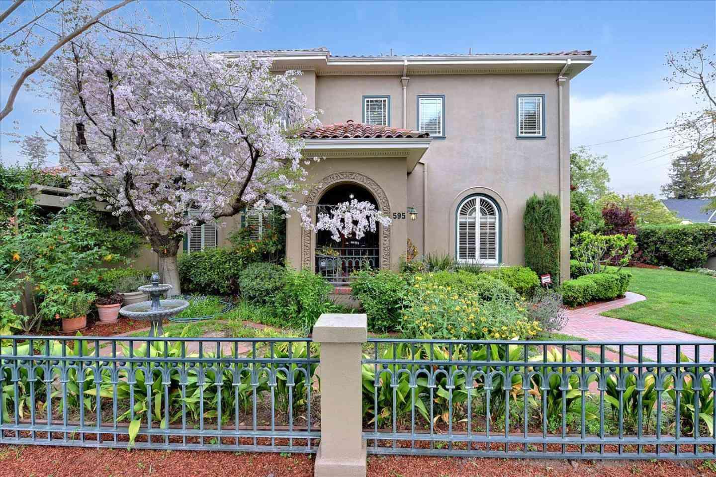595 South 14th Street, San Jose, CA, 95112,