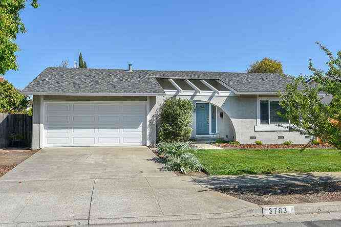 3783 West Caravella Drive, San Jose, CA, 95117,