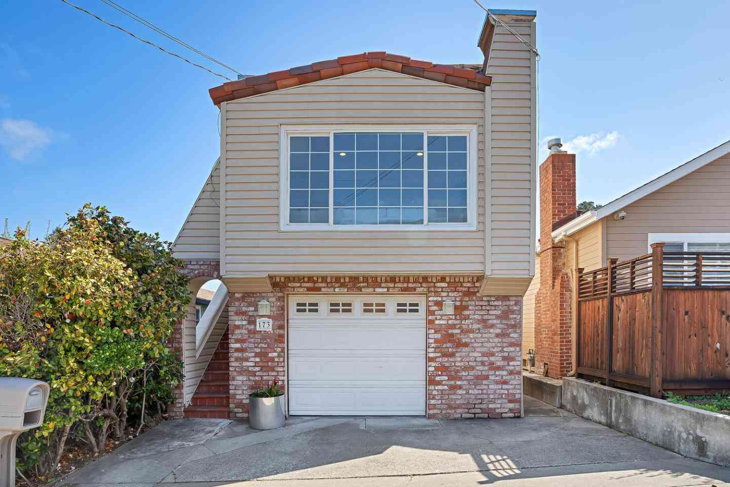 173 San Bruno Avenue, Brisbane, CA, 94005,