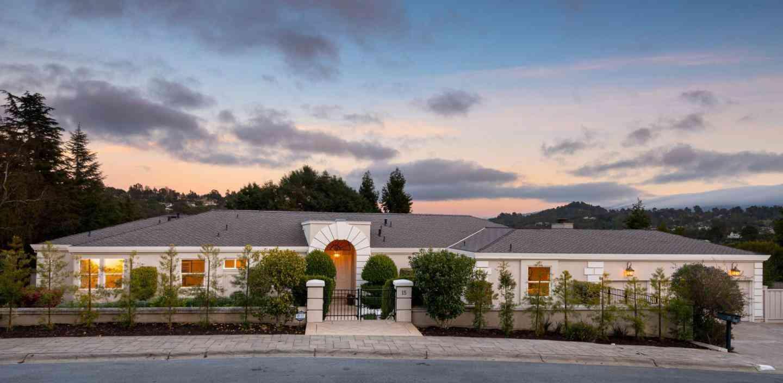 15 Mirasol Court, Hillsborough, CA, 94010,