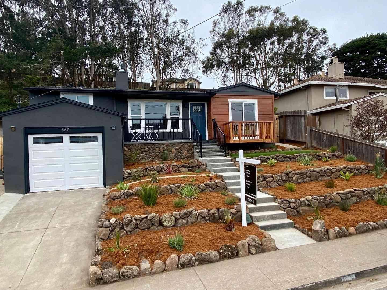660 Edgemar Avenue, Pacifica, CA, 94044,