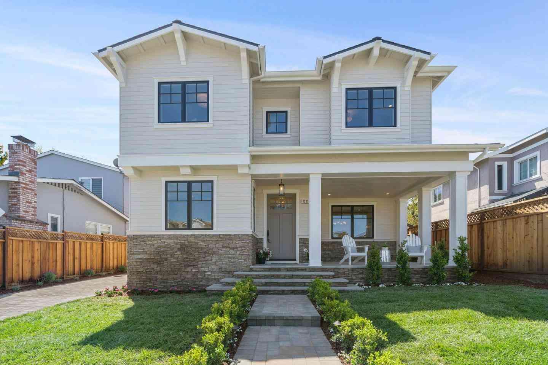 1509 Bernal Avenue, Burlingame, CA, 94010,