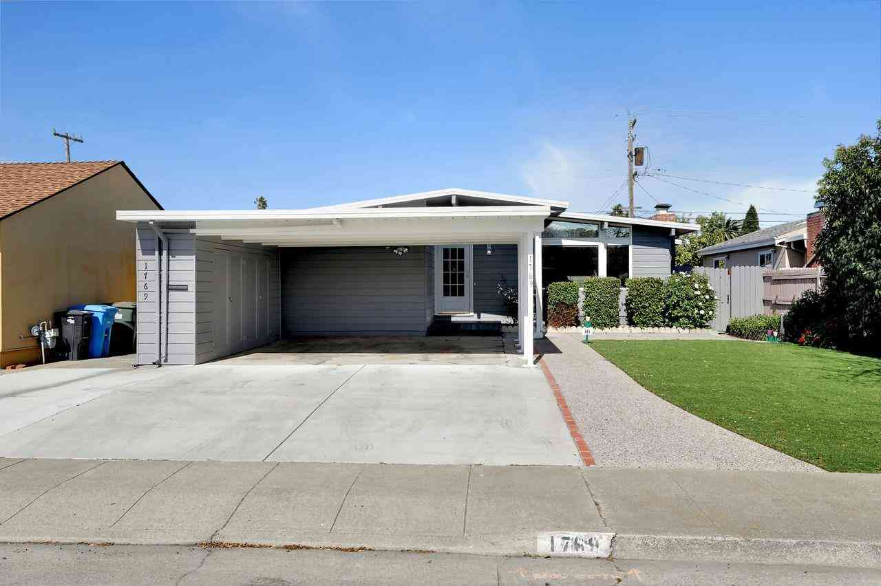 1769 Hamlet Street, San Mateo, CA, 94403,