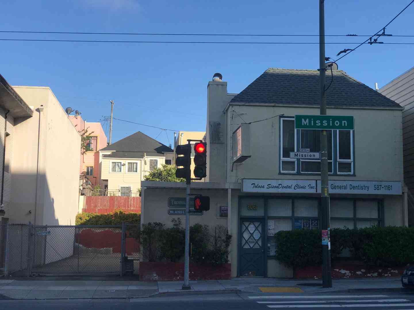 5061 Mission Street, San Francisco, CA, 94112,