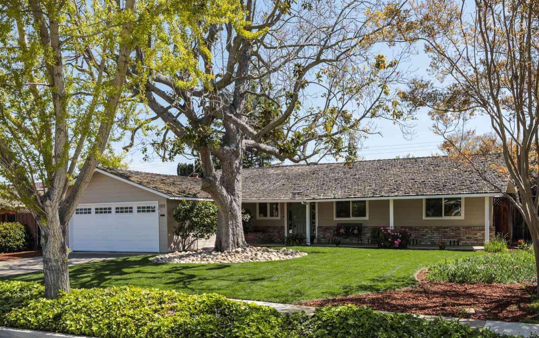 1222 Elderberry Drive, Sunnyvale, CA, 94087,