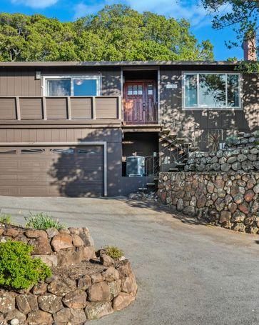 1821 Oak Knoll Drive Belmont, CA, 94002