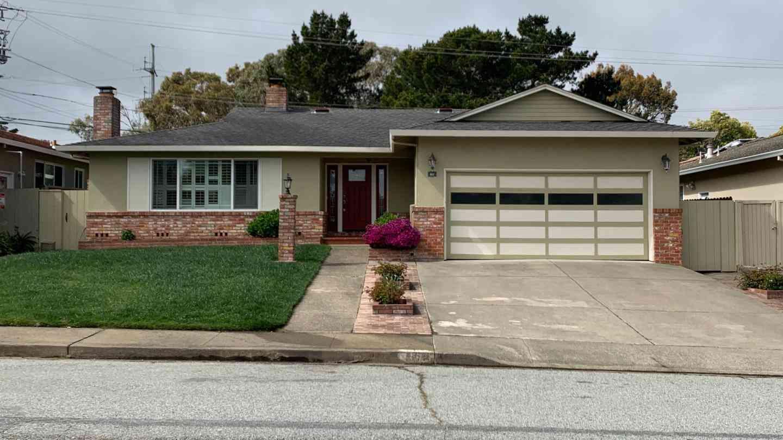 807 Crestview Drive, Millbrae, CA, 94030,