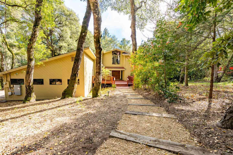 1882 Pine Flat Road, Santa Cruz, CA, 95060,