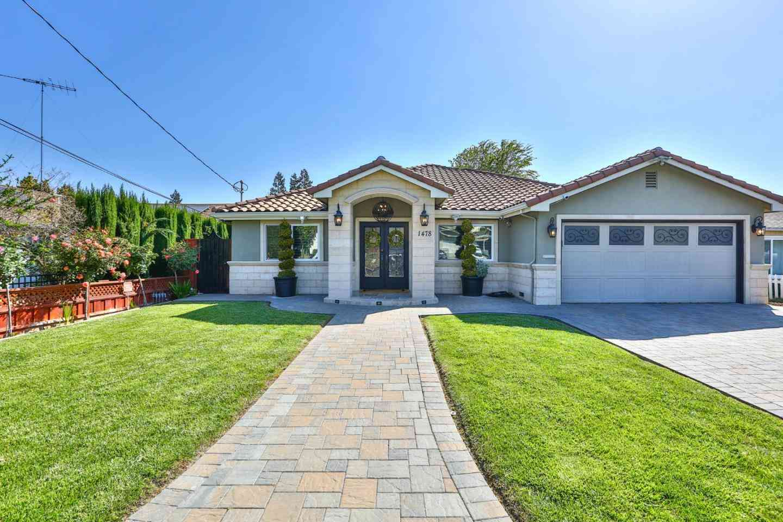 1478 Hervey Lane, San Jose, CA, 95125,